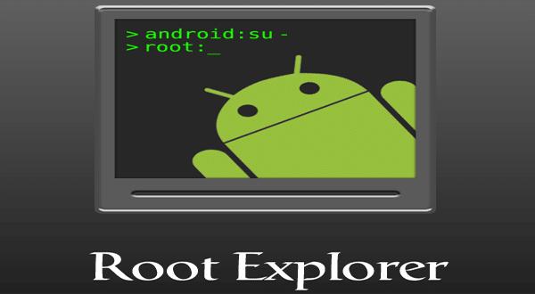 Root Explorer - 1