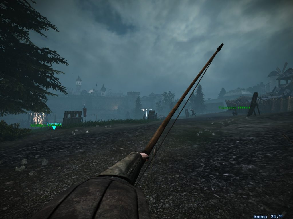 Game review: chivalry medieval warfare