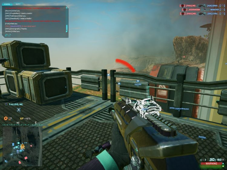 Game review: planetside 2