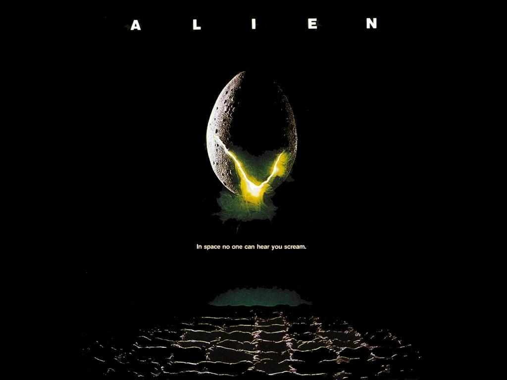 Top 10 sci-fi films alien