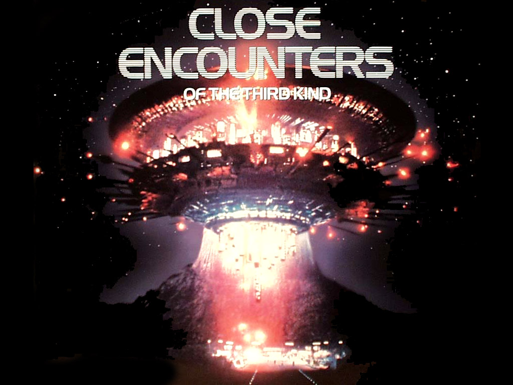 Top 10 sci-fi films close encounters