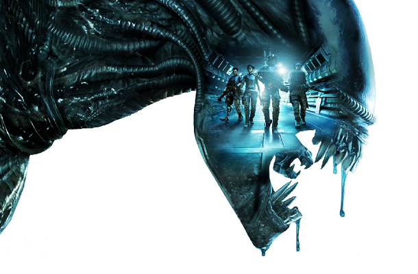 Aliens Colonial Marines Box Art