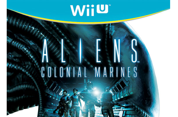 Aliens Colonial Marines WiiU