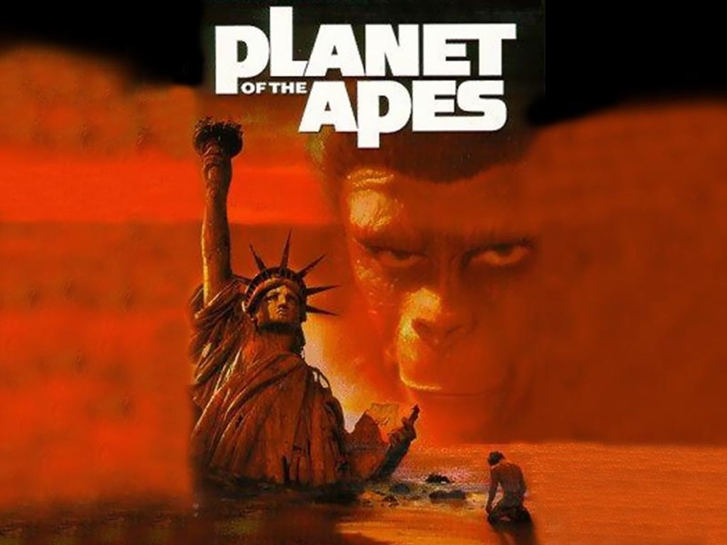 Top 10 sci-fi films ppanet of the apes