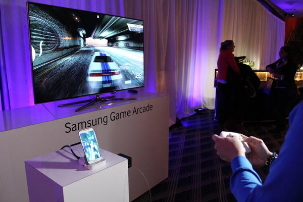 Samsung Working on Gamepad