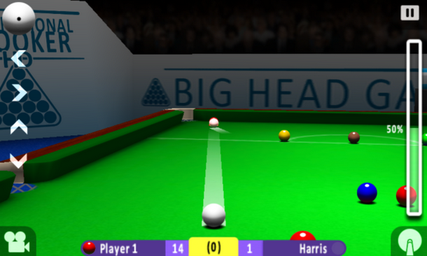 International Snooker - 1