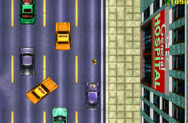 The original GTA - 1997