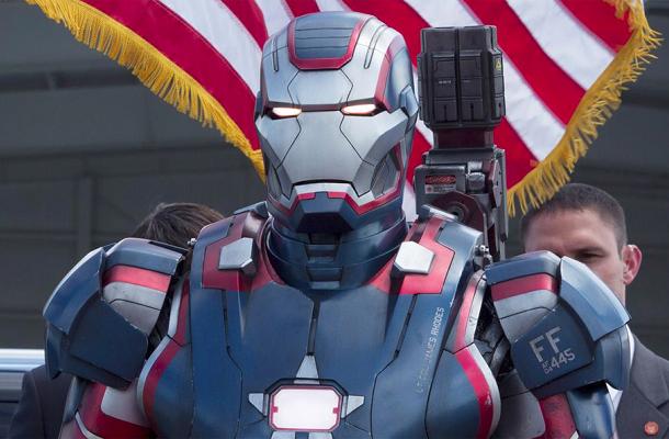 Phase 2 marvel iron Man 3