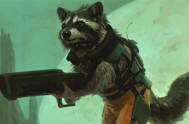 Guardians of the Galaxy Phase 2 Marvel