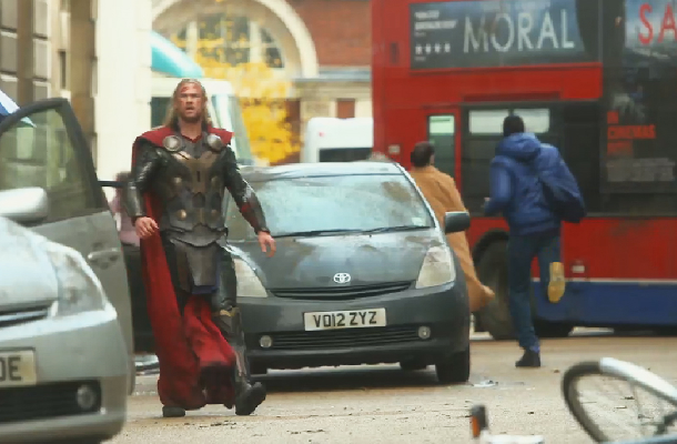 Thor The Dark World marvel Phase 2