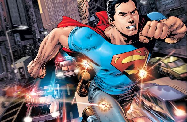 DC Action Comics #1