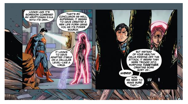 DC Action Comics #20