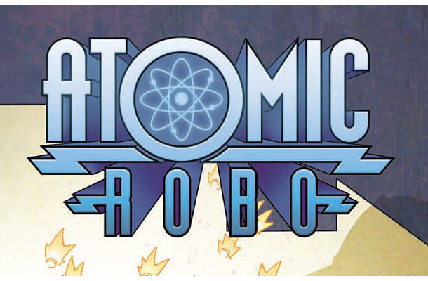 Atomic robo red 5 comics