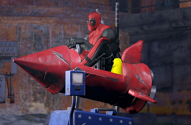 deadpool game