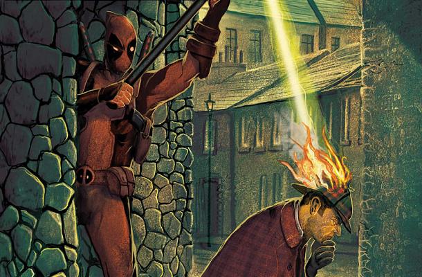 deadpool killustrated marvel