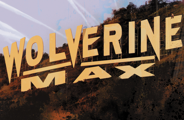 Marvel wolverine max #8