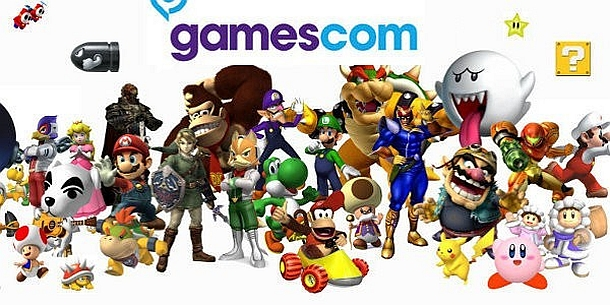 Gamescom lineup
