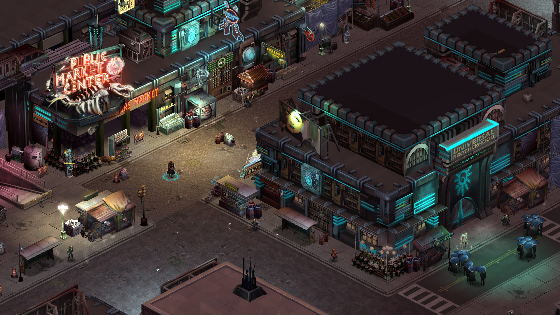 Shadowrun City