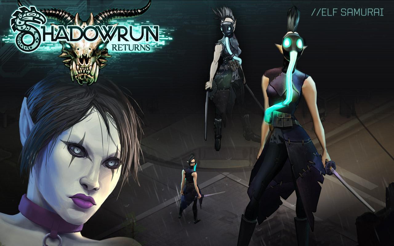 Shadowrun Returns Elf