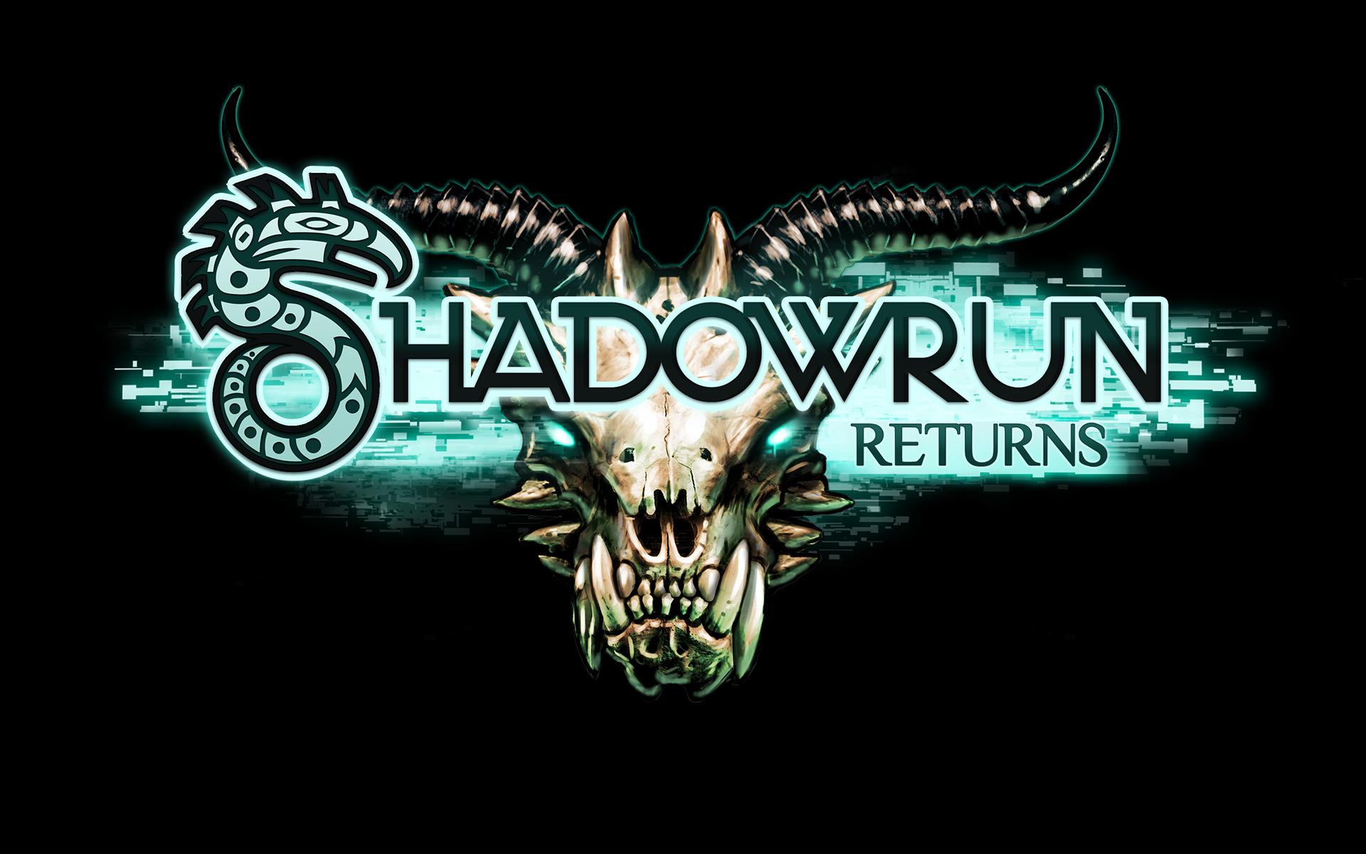 Shadowrun Returns Logo