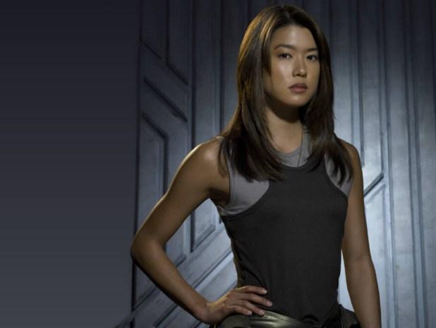 10 sexy women in tv - scifi