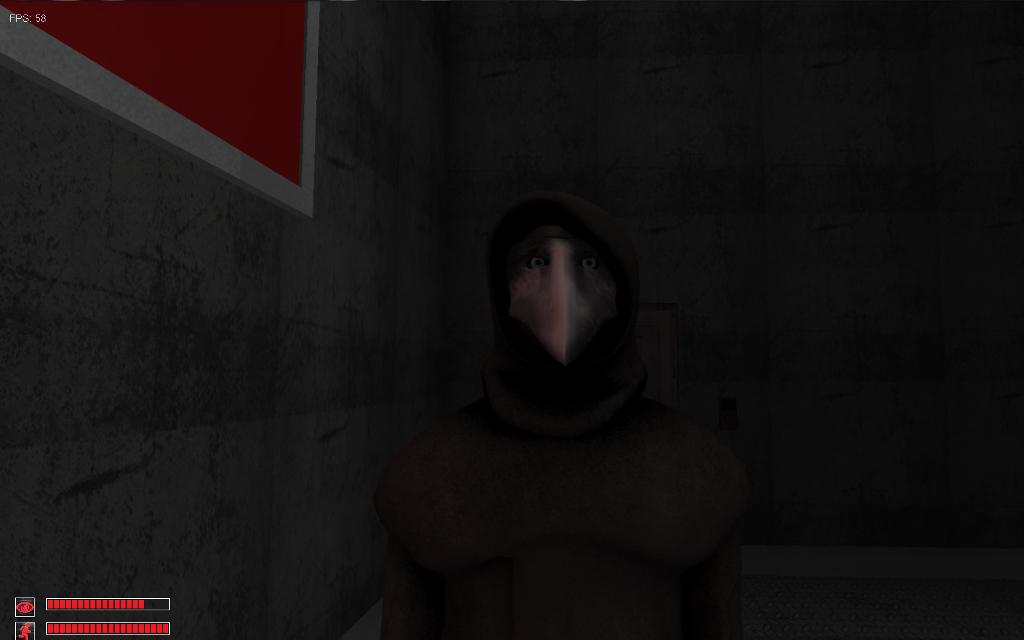 Containment Breach Plague Doctor