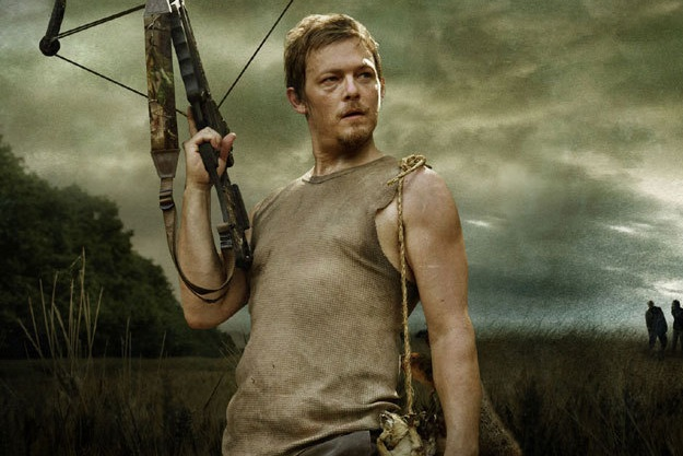 'The Walking Dead' Facts about Daryl