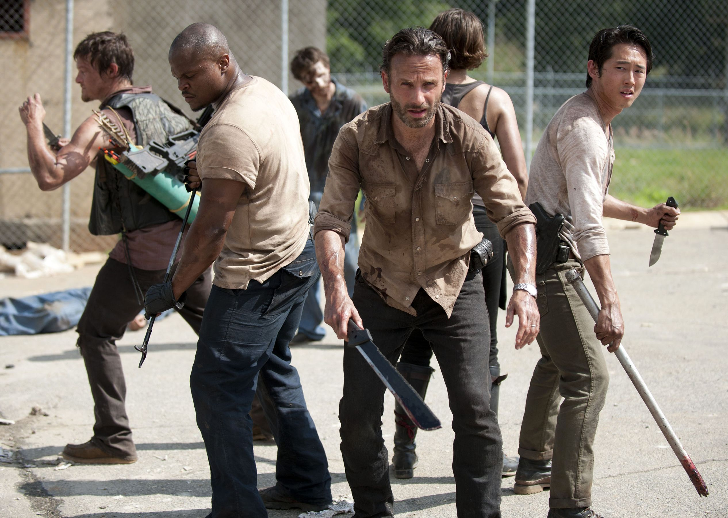 Facts about 'The Walking Dead'