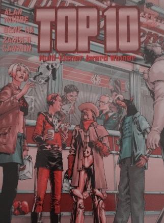 Top 10 alan moore comics: top ten