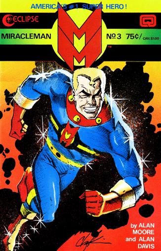 Top 10 alan moore comics: miracleman