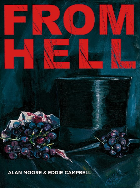 Top 10 alan moore comics: from hell