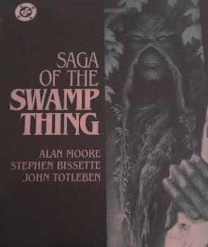 Top 10 alan moore comics: swamp thing