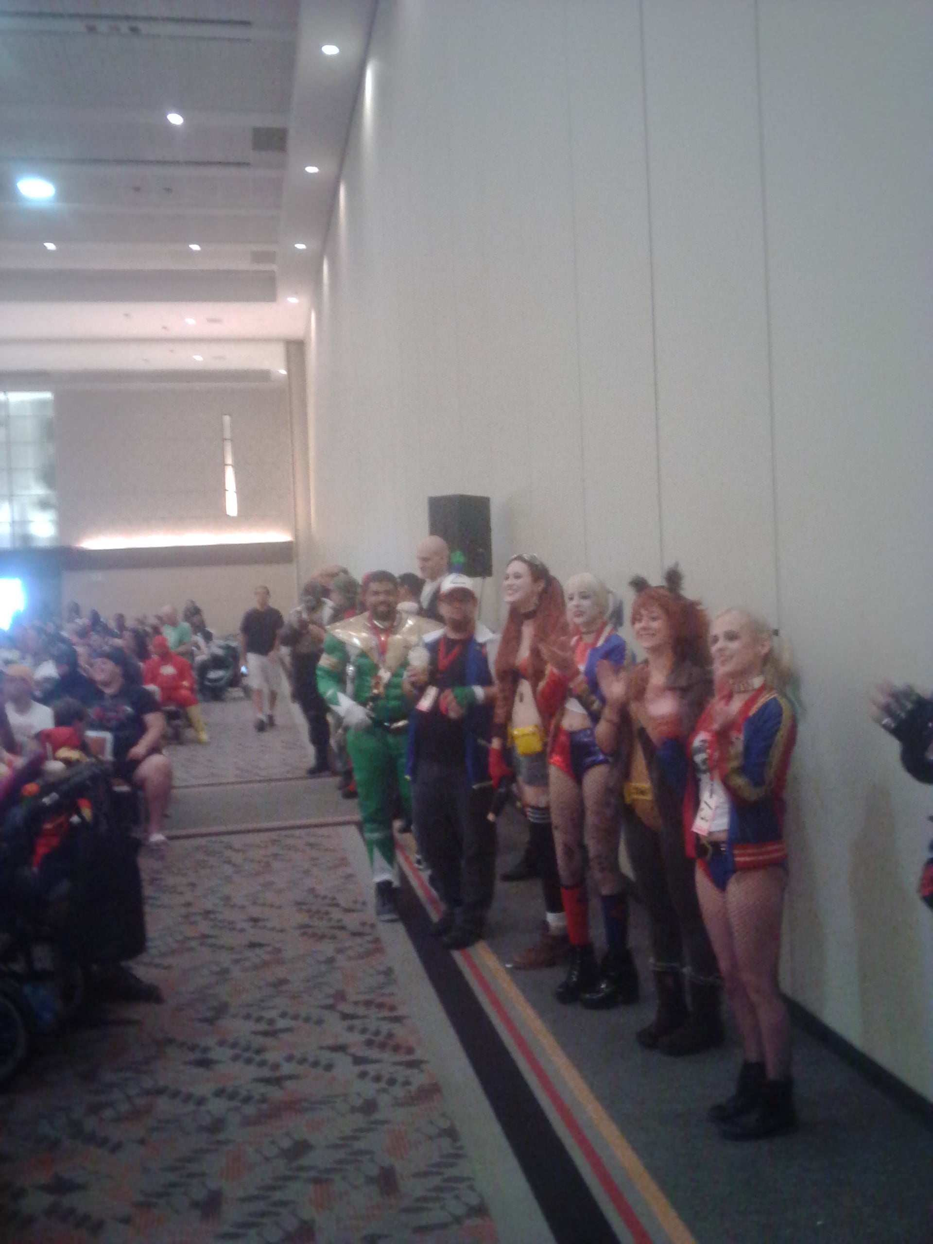 Baltimore comic con 2016 cosplay
