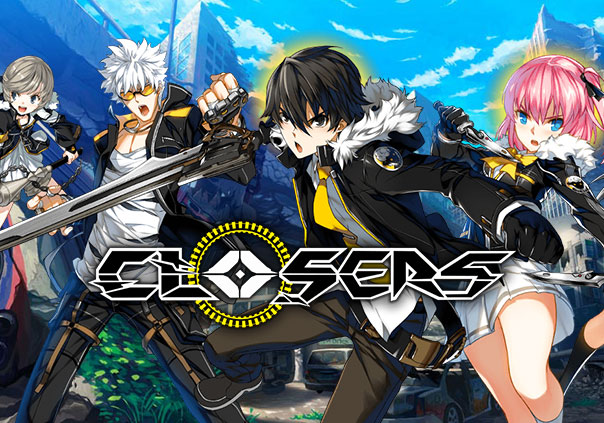 Closers, anime-inspired games
