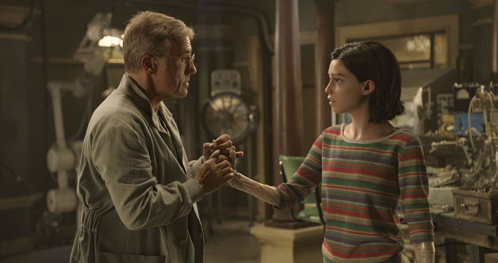 February Movie Preview- 'Alita: Battle Angel'