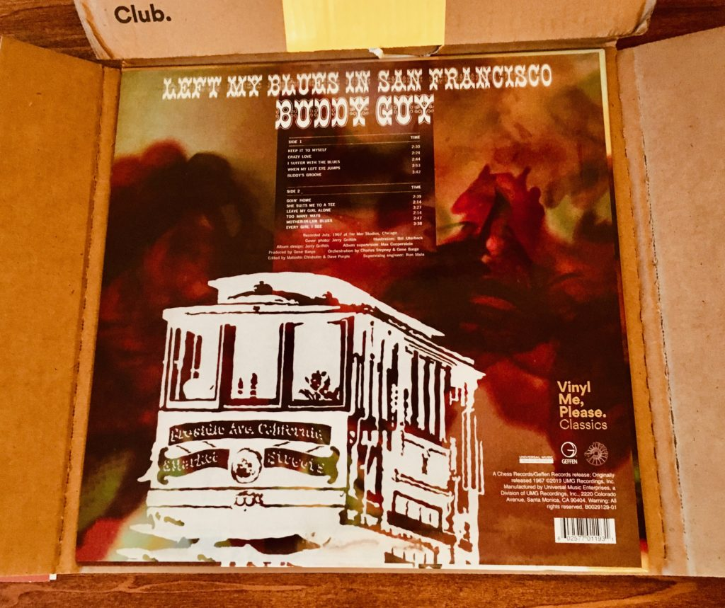 Geek insider, geekinsider, geekinsider. Com,, vinyl me, please march edition: buddy guy 'left my blues in san francisco', geek life, culture, entertainment, featured
