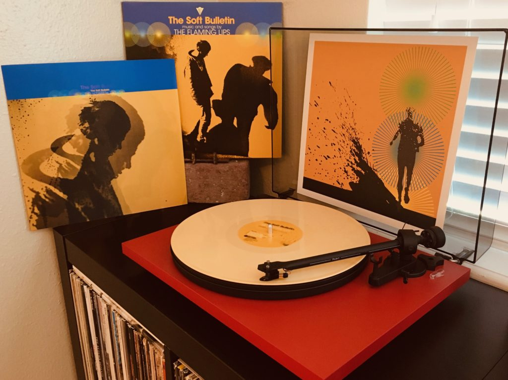 Geek Insider, GeekInsider, GeekInsider.com,, Vinyl Me, Please October Edition: The Flaming Lips - 'The Soft Bulletin', Geek Life, Culture, Entertainment, Events, Featured