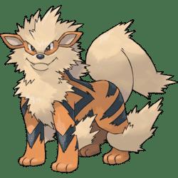 Pokémon, arcanine