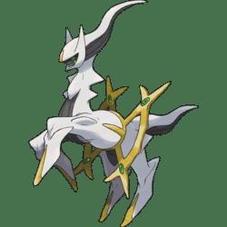 Pokémon, arceus