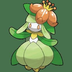 Pokémon, lilligant