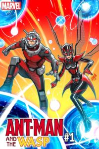What to read if you loved ant-man and the wasp
