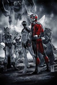 Geek insider, geekinsider, geekinsider. Com,, comics to read if you loved 'ant-man and the wasp', comics, entertainment, featured