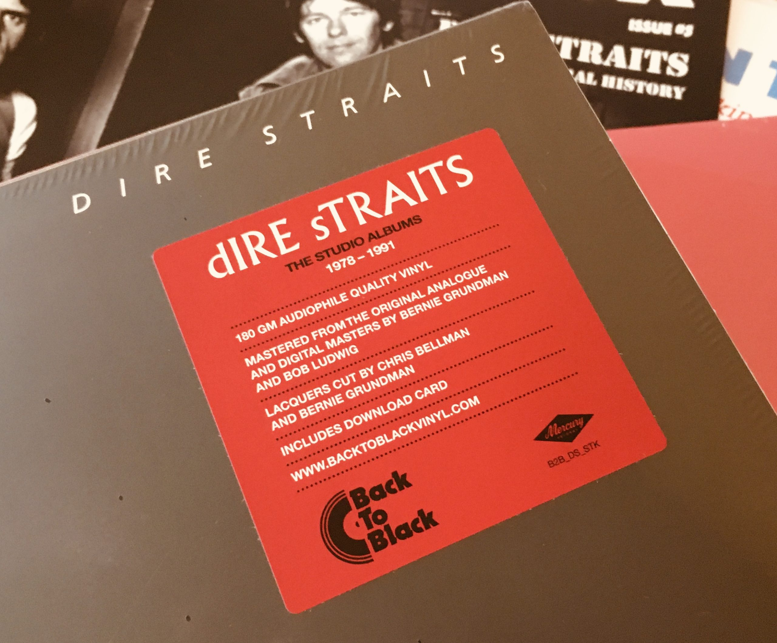 Geek Insider, GeekInsider, GeekInsider.com,, Bandbox Unboxed Vol. 5 - Dire Straits, Culture, Entertainment, Events, Featured, Geek Life