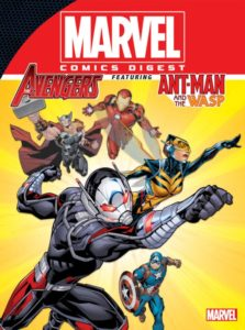 Marvel comics digest featuring ant-man and the wasp, what to read if you like ant-man and the wasp movie