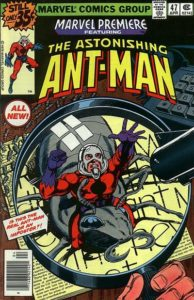 Ant-man: scott lang, what to read if you liked ant-man and the wasp