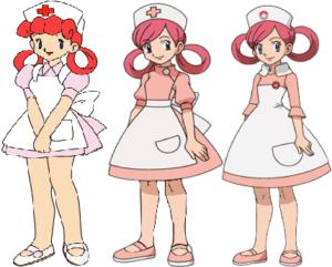 Pokémon, nurse joy