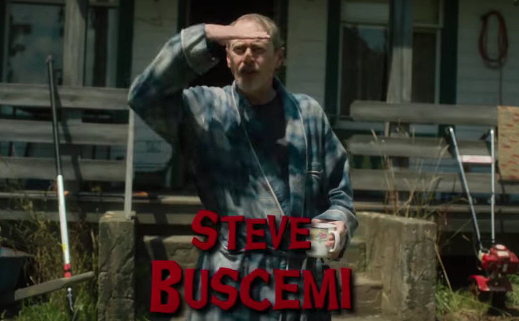 Steve Buscemi in The Dead Don't Die