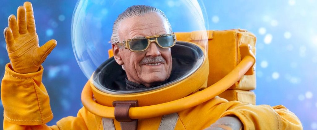 Hot Toys- Stan Lee Collectible Figure (Source: Slash Film)