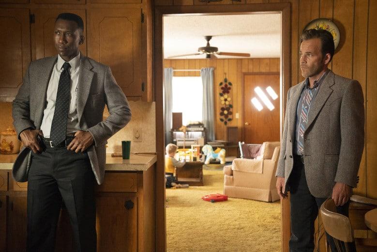 True Detective, Mahershala Ali and Stephen Dorff