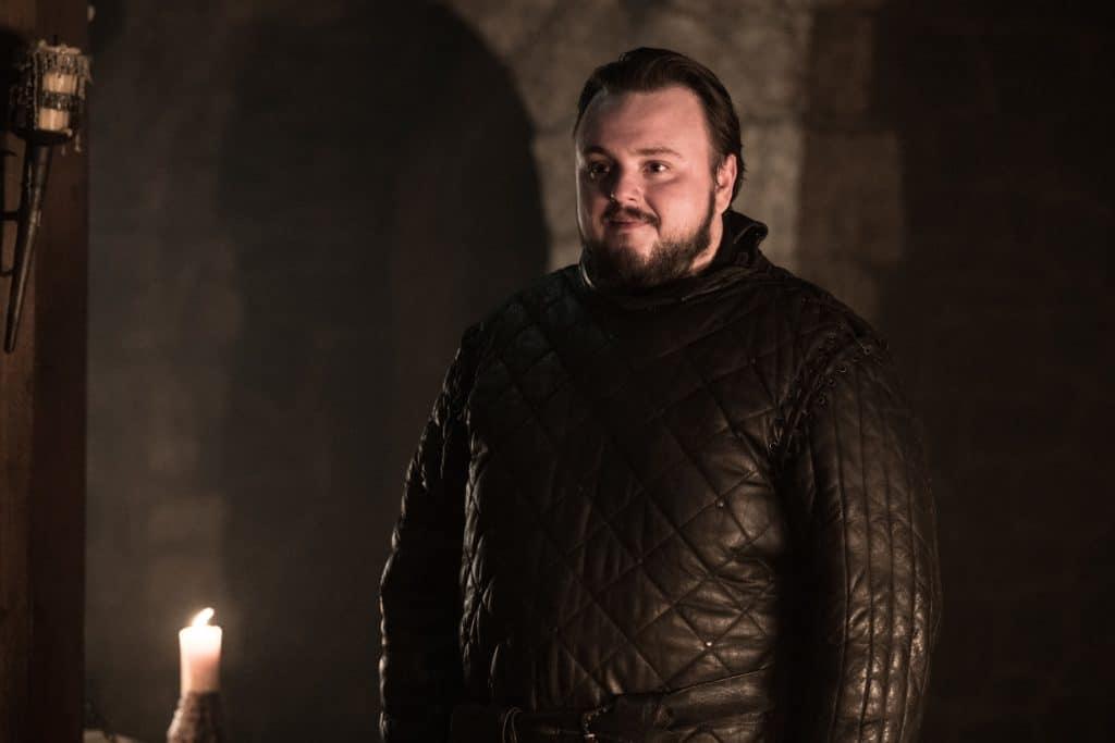 'Game of Thrones' S8 E1, Samwell Tarly